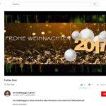 Die Unabhängigen Lübeck wünschen frohe Weihnachten