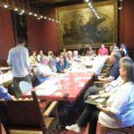 Konstituierende Fraktionssitzung im Roten Saal des Rathauses